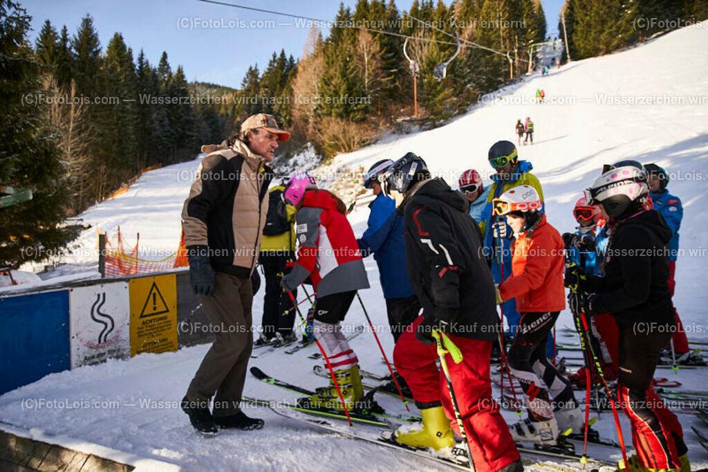 0008_KinderLM-RTL_Trattenbach_Skilift Dissauer   (C) FotoLois.com, Alois Spandl, NÖ Landesmeisterschaft KINDER in Trattenbach am Feistritzsattel Skilift Dissauer, Sa 15. Februar 2020.