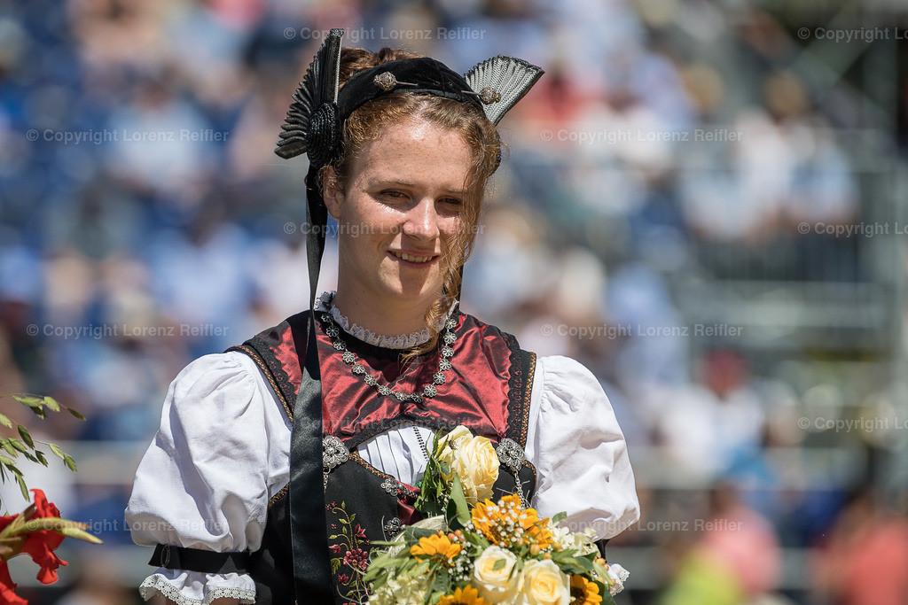 Schwingen -  Schwägalp-Schwinget 2019 | Schwägalp, 11.8.19, Schwingen - Schwägalp-Schwinget. (Lorenz Reifler)