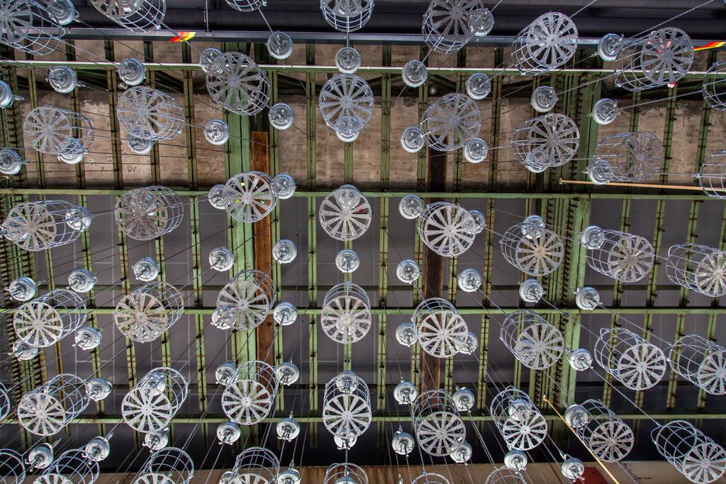 JT-160326-117 | Kokerei Hansa in Dortmund, 1992 stillgelegte Zentralkokerei, heute ein Industriemuseum, Teil der Route der Industriekultur, Waschkaue,
