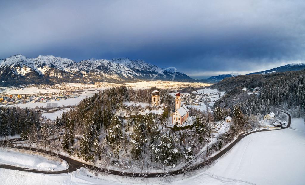 Johannes der Täufer | Kirche Johannes der Täufer von Ampass