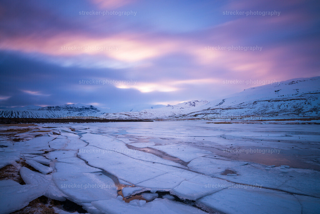 Ice Floes | Eisschollen in Island