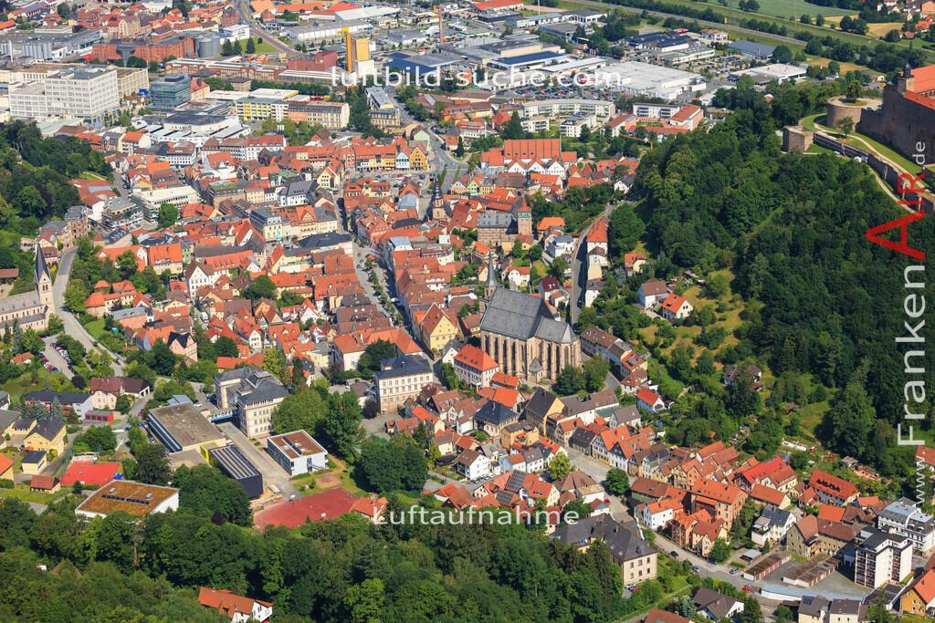 luftbild-kulmbach-2013-2557 | Luftbild von  Kulmbach - Luftaufnahme wurde 2013 von https://frankenair.de mittels Flugzeug (keine Drohne) erstellt - die Geschenkidee