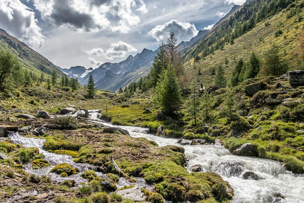 Larein Tal in Paznaun | Lareintal in Tirol
