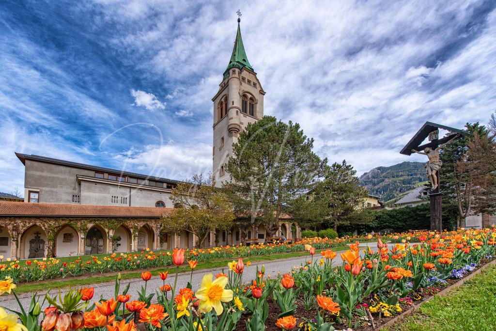 Schwaz   Frühling in Schwaz