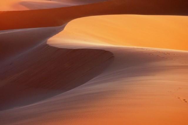 Erde 02 | Düne            Erg Chebbi, Marokko