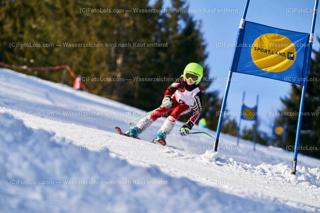 0085_KinderLM-RTL-I_Trattenbach_Krempl Sara | (C) FotoLois.com, Alois Spandl, NÖ Landesmeisterschaft KINDER in Trattenbach am Feistritzsattel Skilift Dissauer, Sa 15. Februar 2020.