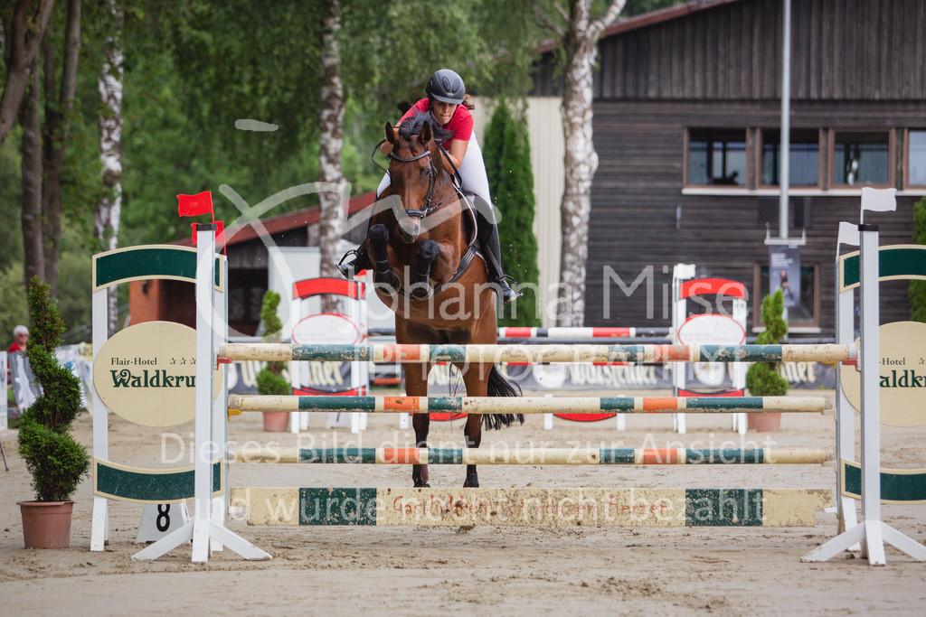 200821_Delbrück_Youngster-M-612 | Delbrück Masters 2020 Springprüfung Kl. M* Youngster Springen 6-8jährige Pferde