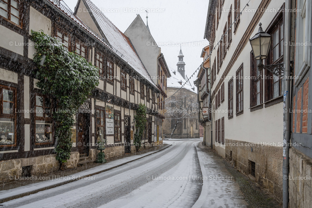 10049-11567 - Winter in Quedlinburg