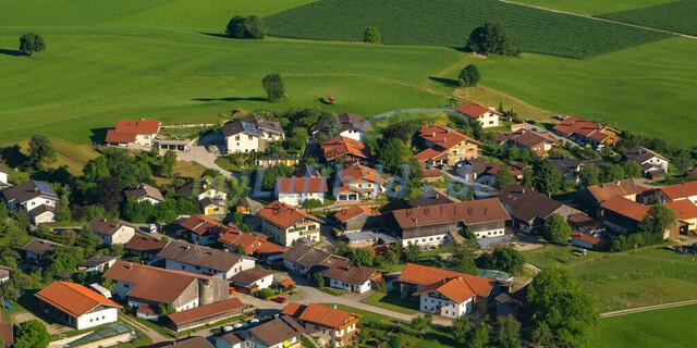 luftbild-wimpasing-bruno-kapeller-05 | Luftaufnahme von Wimpasing im Sommer 2014