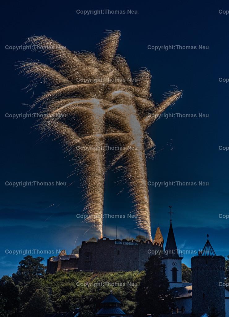 DSC_8535 | Lindenfels, Burgfest Startschuss mit Lampionumzug und Feuerwerk, ,, Bild: Thomas Neu