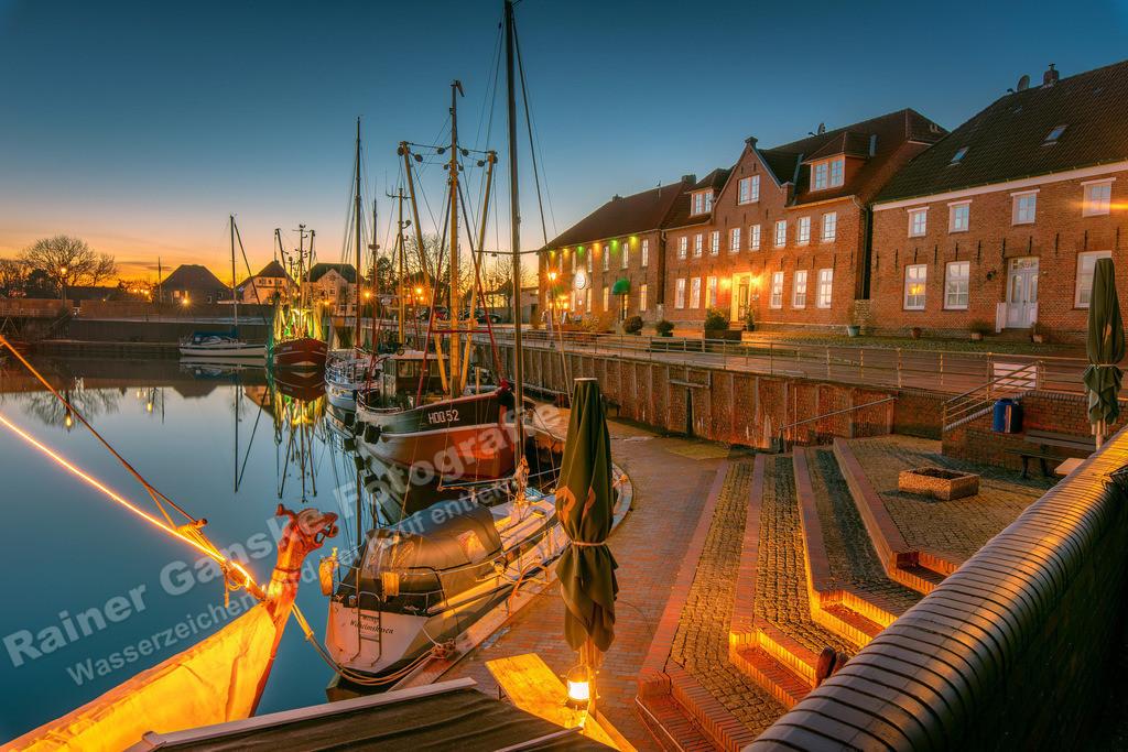 20190119 Hooksiel Hafen