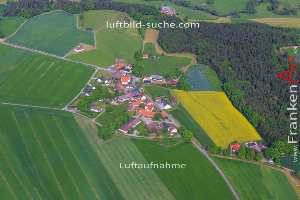 thurnau-2016-3322   Luftbild von  Thurnau - Luftaufnahme wurde 2016 von https://frankenair.de mittels Flugzeug (keine Drohne) erstellt - die Geschenkidee