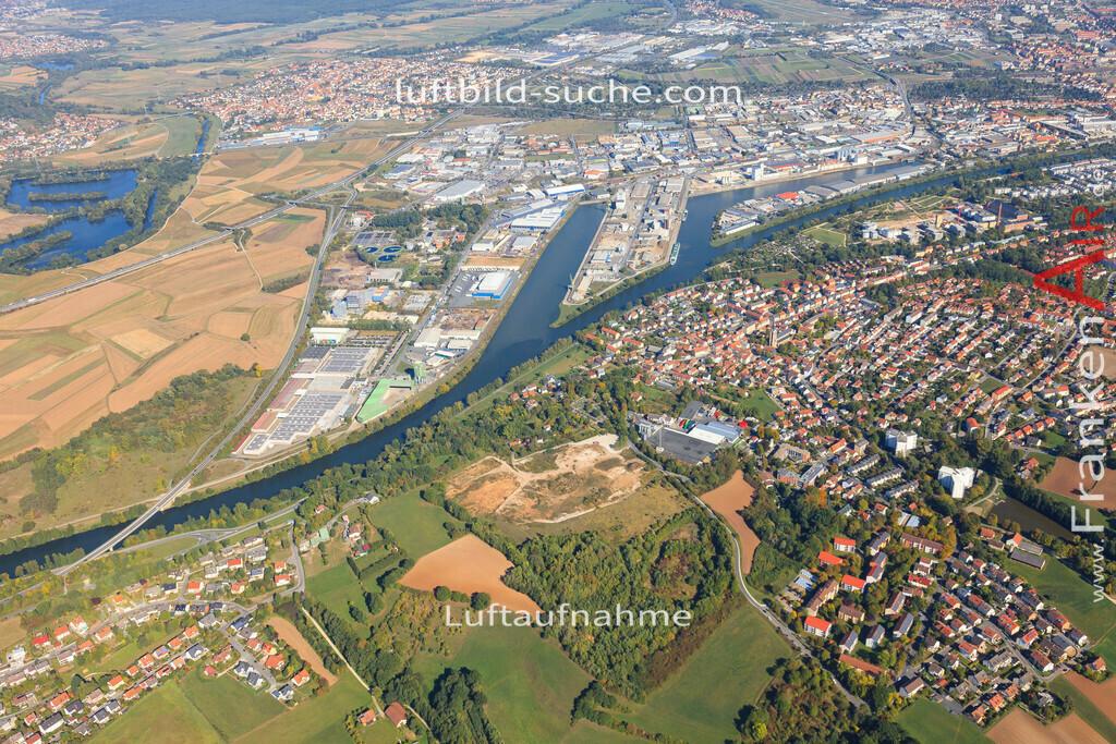 luftbild-bischberg-2015-5688 | Luftbild von  Bischberg - Luftaufnahme wurde 2015 von https://frankenair.de mittels Flugzeug (keine Drohne) erstellt - die Geschenkidee