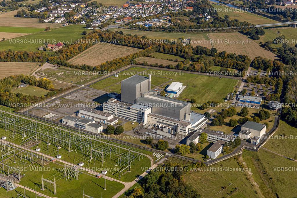 Beverungen200911521Wuergassen | Luftbild, Ehemaliges Kernkraftwerk Würgassen, Würgassen, Beverungen, Ostwestfalen-Lippe, Nordrhein-Westfalen, Deutschland