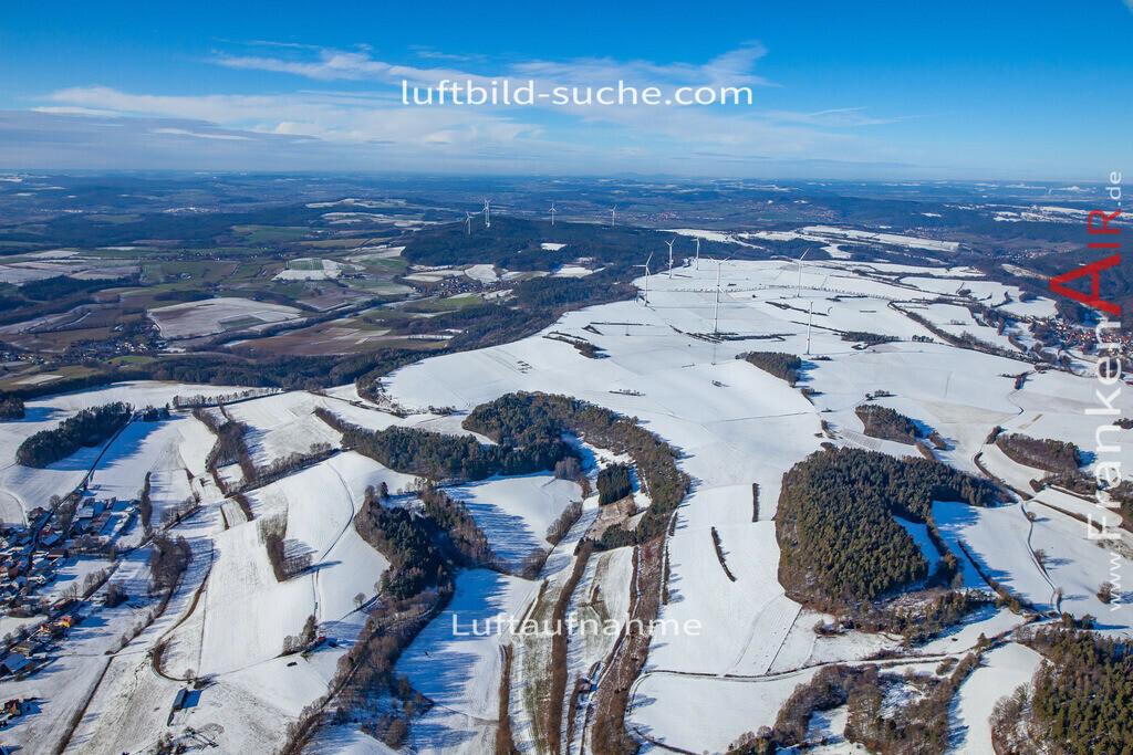 kirchleuser-platte-19-228 | aktuelles Luftbild von Kirchleuser Platte  - Luftaufnahme wurde 2019 von https://frankenair.de mittels Flugzeug (keine Drohne) erstellt.