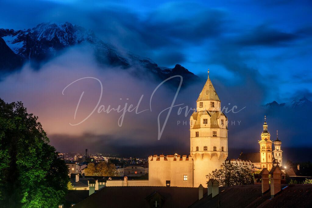 Hall in Tirol | Hall in Tirol nach dem Regen