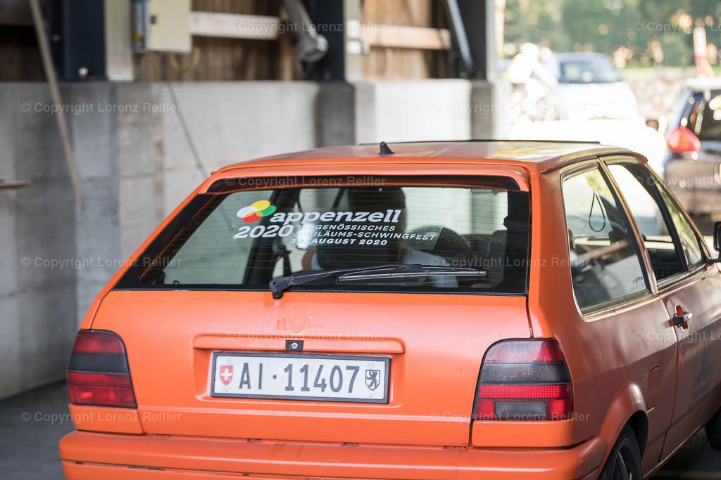 Schwingen -  appenzell2020, Helfer-Event 2019 | Bleiche, Appenzell, 30.8.19, Schwingen - appenzell2020, Helfer-Event. (Lorenz Reifler)