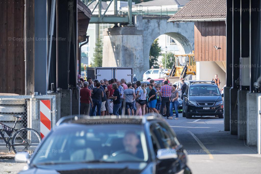 Schwingen -  appenzell2020, Helfer-Event 2019   Bleiche, Appenzell, 30.8.19, Schwingen - appenzell2020, Helfer-Event. (Lorenz Reifler)