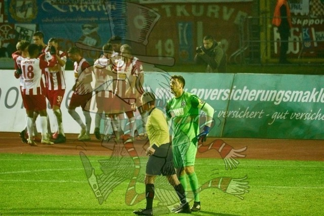BFC Dynamo vs. FC Rot-Weiß Erfurt 092