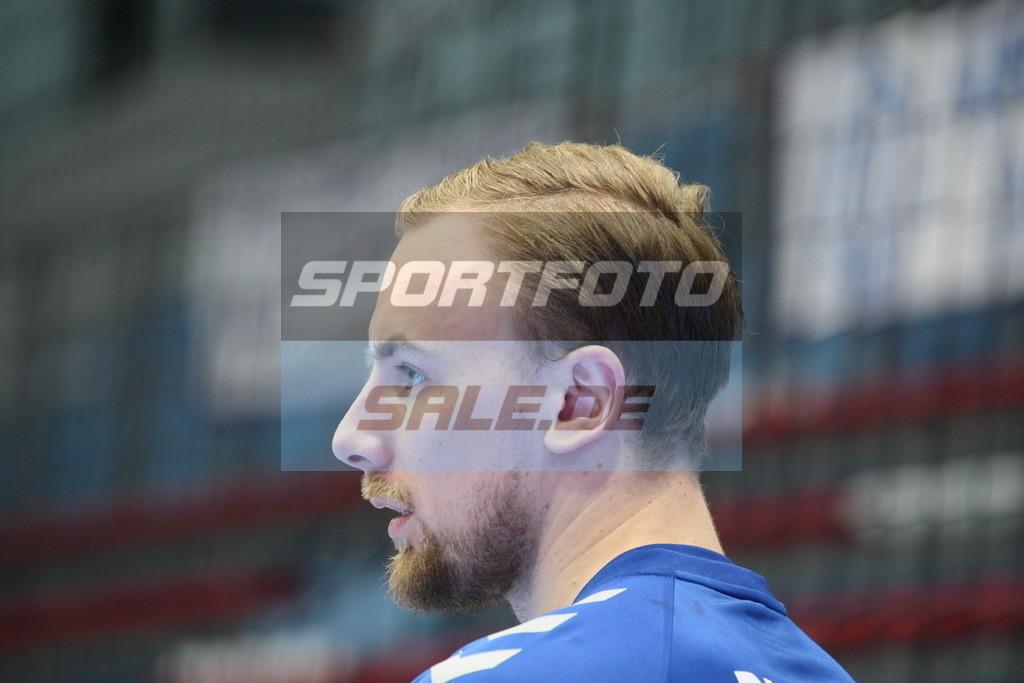 VFL Gummersbach - VFL Lübeck Schwartau   Lukas Blohme - © by Sportfoto-Sale.de