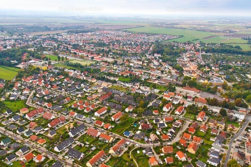 Luftbild Magdeburg Ottersleben Schraderhof -4801