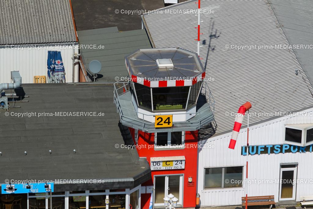 20150421-21.04.2015 Luftbilder Fotoflug Dortmund | 21.04.2015 in Hamm (Nordrhein-Westfalen, Deutschland) Flugplatz Hamm / Westfalen / EDLH / Turm  Foto: Michael Printz / PHOTOZEPPELIN.COM