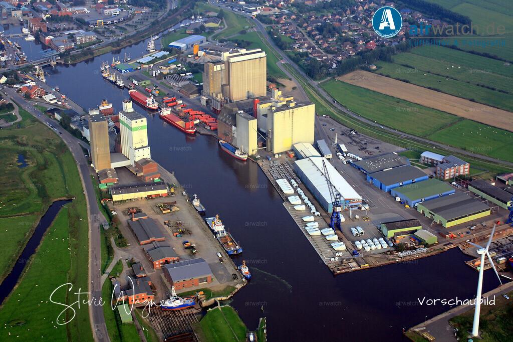 Luftbild Nordsee, Husum, Aussenhafen, ATR-Landhandel, Repower, Husumer Dock and Repair | Luftbild Nordsee, Husum, Aussenhafen, ATR-Landhandel, Repower, Husumer Dock and Repair • max. 4272 x 2848 pix.
