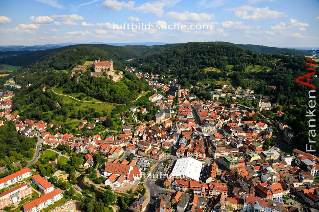 luftaufnahme-kulmbach-2009-1471 | Luftbild von  Kulmbach - Luftaufnahme wurde 2009 von https://frankenair.de mittels Flugzeug (keine Drohne) erstellt - die Geschenkidee