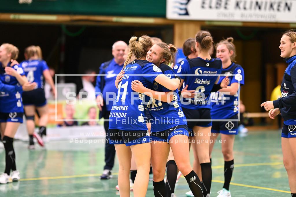 DHB-Pokal Achtelfinale Frauen I Buxtehuder SV - Borussia Dortmund  I 04.11.2020_00134 | ; DHB-Pokal Achtelfinale Frauen I Buxtehuder SV - Borussia Dortmund  am 04.11.2020 in Buxtehude  (Hoelle Nord - Kurt-Schuhmacher Strasse), Deutschland