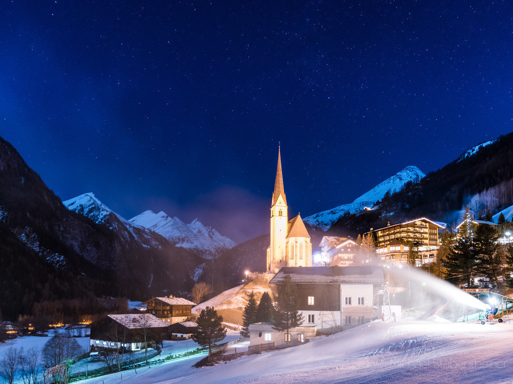 Heiligenblut | Winter in Heiligenblut am Großglockner