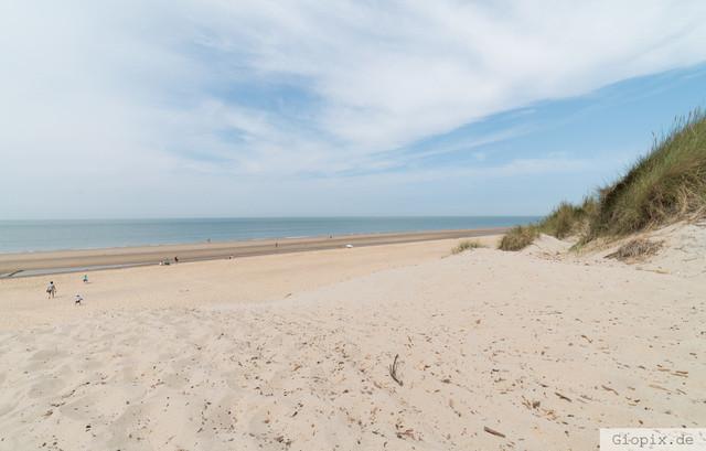 Nordsee | Sandstrand und Sanddünen an der Nordsee