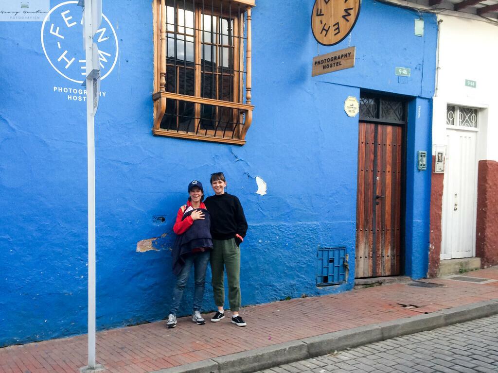 Columbia Bogota 01-2