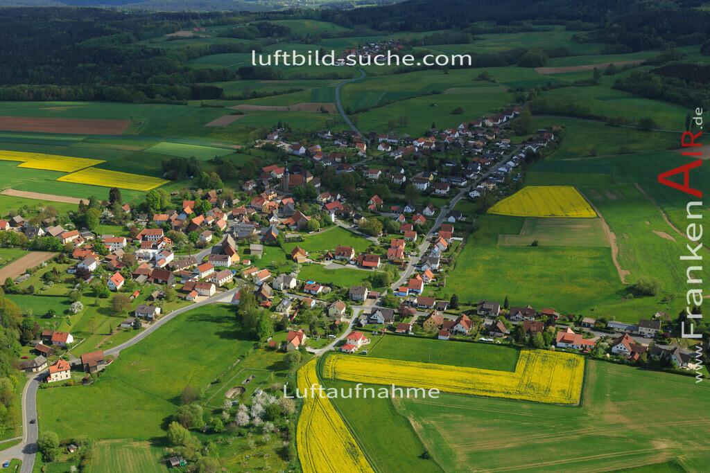 limmersdorf-2015-158 | Luftbild von  Limmersdorf - Luftaufnahme wurde 2015 von https://frankenair.de mittels Flugzeug (keine Drohne) erstellt - die Geschenkidee