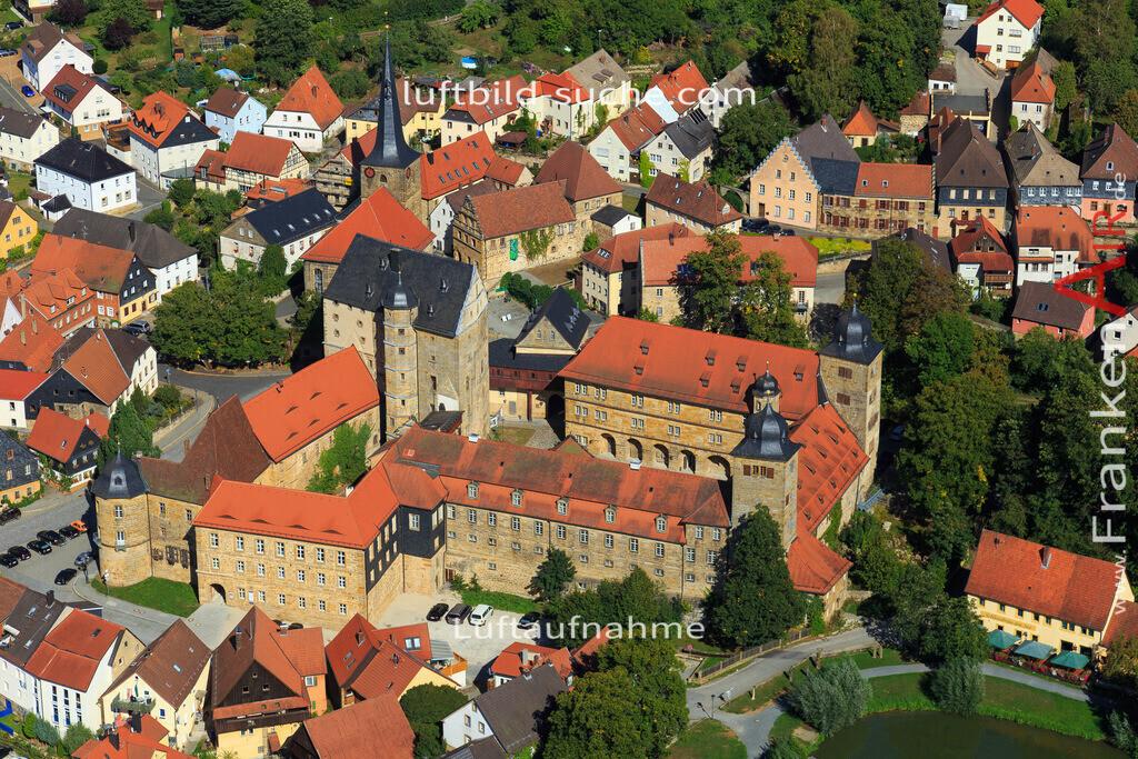 thurnau-2015-2674   Luftbild von  Thurnau - Luftaufnahme wurde 2015 von https://frankenair.de mittels Flugzeug (keine Drohne) erstellt - die Geschenkidee