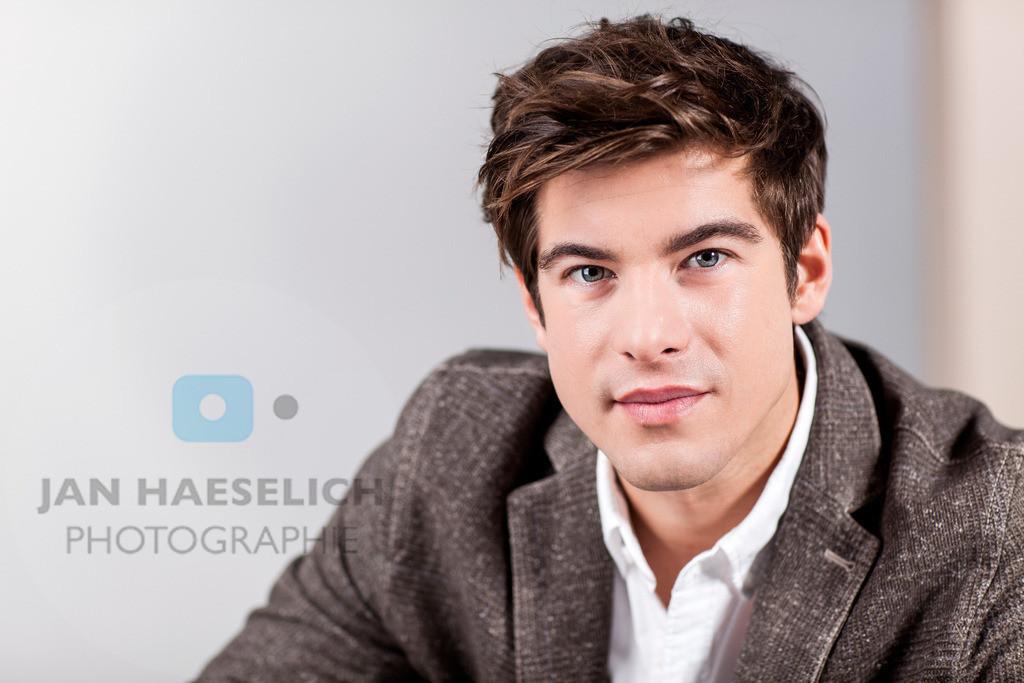 Philipp Danne   Philipp Danne beim Fototermin zur neuen Vorabendserie im ARD