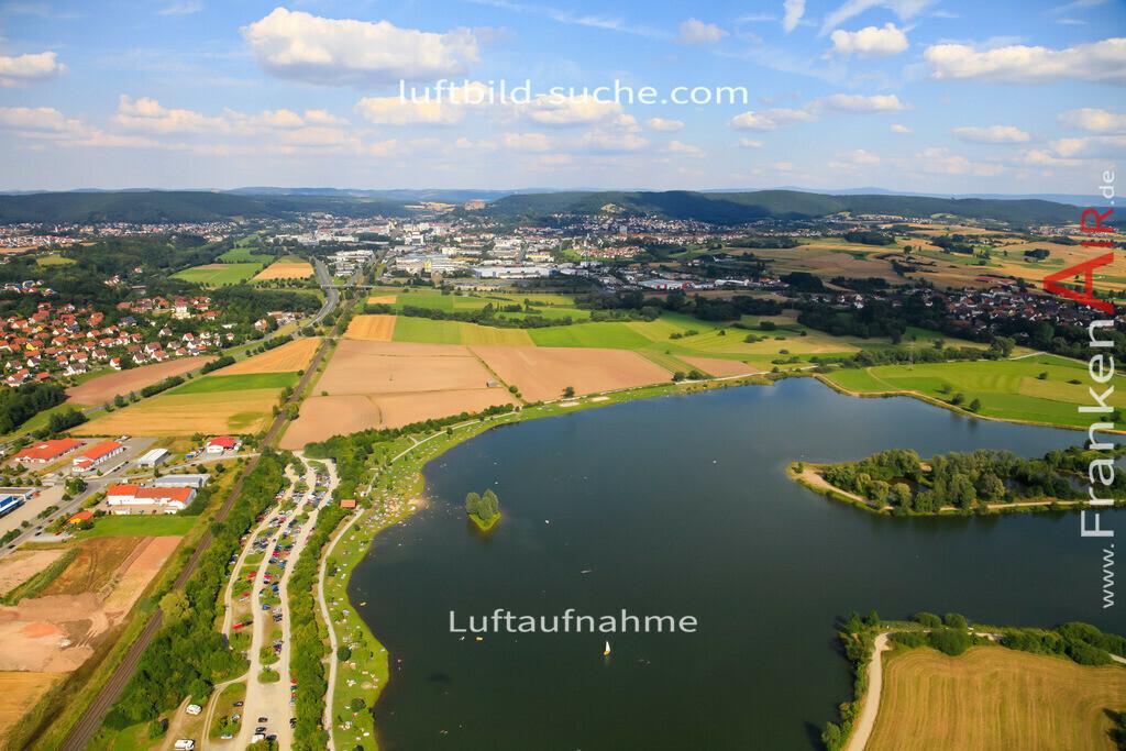 luftbild-kulmbach-2009-1479   Luftbild von  Kulmbach - Luftaufnahme wurde 2009 von https://frankenair.de mittels Flugzeug (keine Drohne) erstellt - die Geschenkidee