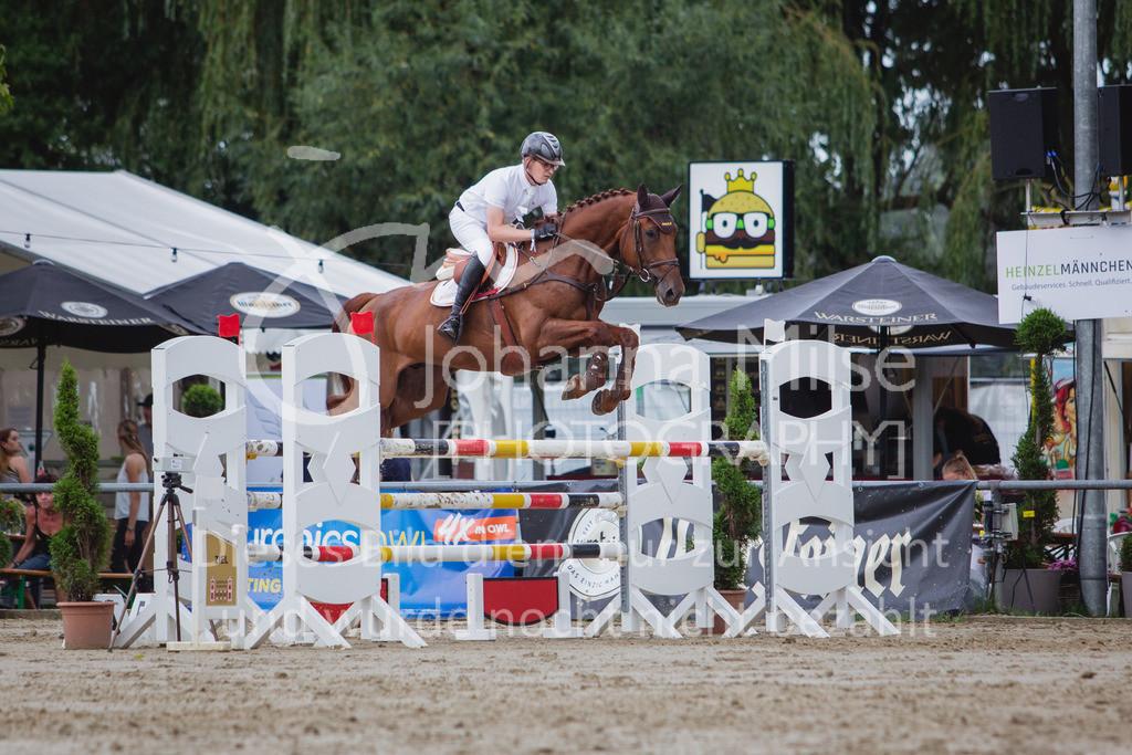 200821_Delbrück_Youngster-M-637 | Delbrück Masters 2020 Springprüfung Kl. M* Youngster Springen 6-8jährige Pferde