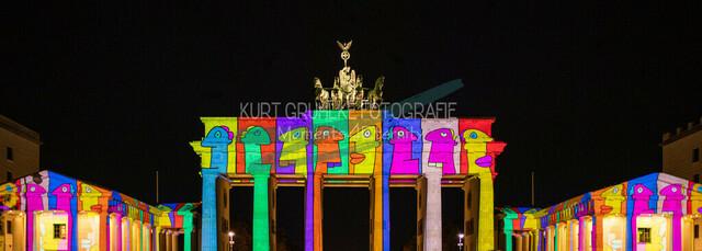 Berlin, Brandenburger Tor | City of Lights