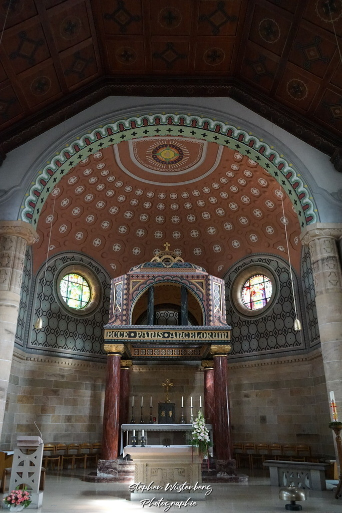 DSC04748 | Innenaufnahmen der kath. Pfarrkirche St.Sebstian in Rockenhausen