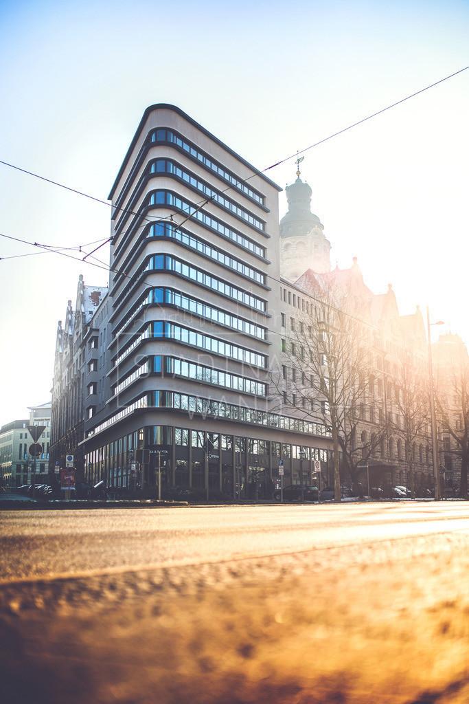 Trias Hochhaus Leipzig
