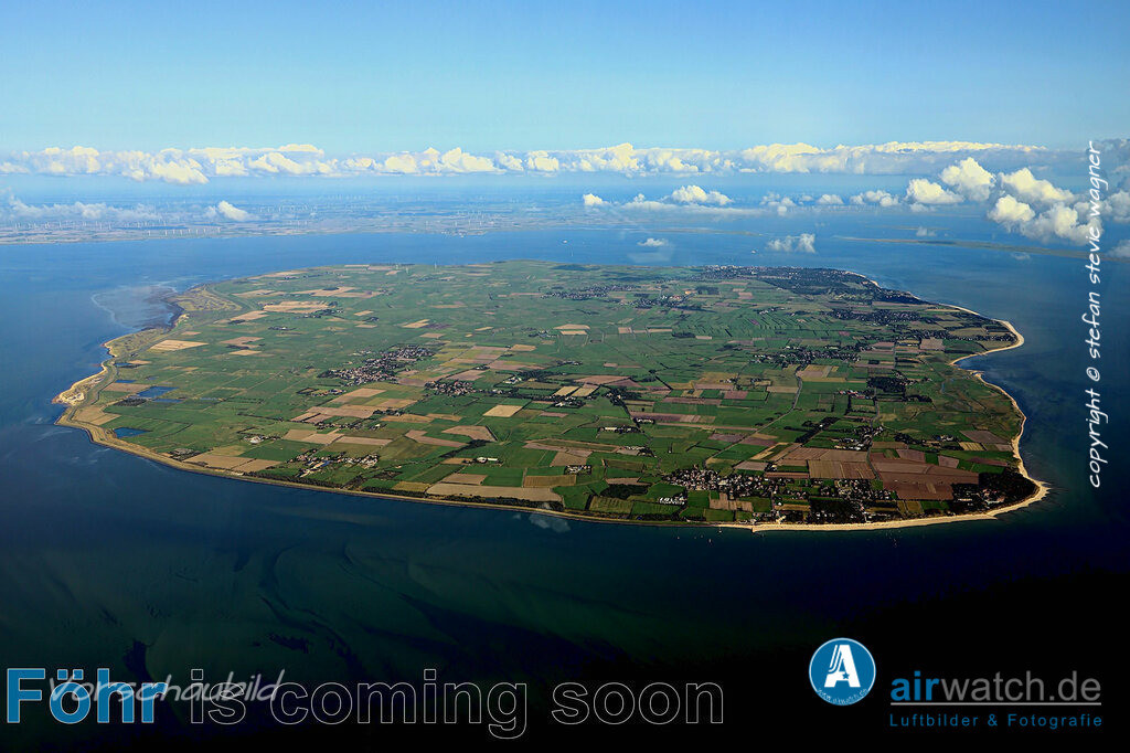 Foehr_airwatch_coming_soon | Nordseeinsel Foehr • max. 6240 x 4160 pix
