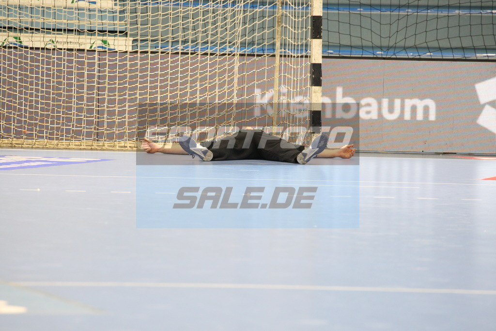 VFL Gummersbach - VFL Lübeck Schwartau   Matthias Puhle - © by Sportfoto-Sale.de