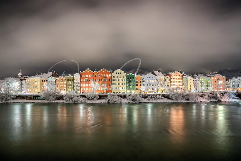 Innsbruck | Mariahilf im Schnee