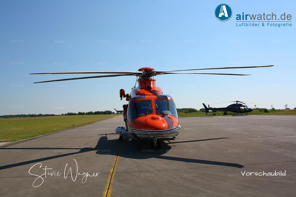 Flughafen Husum, HeliService, Leonardo AW139, D-HHMH | Flughafen Husum, HeliService, Leonardo AW139 • 4272 x 2848 pix