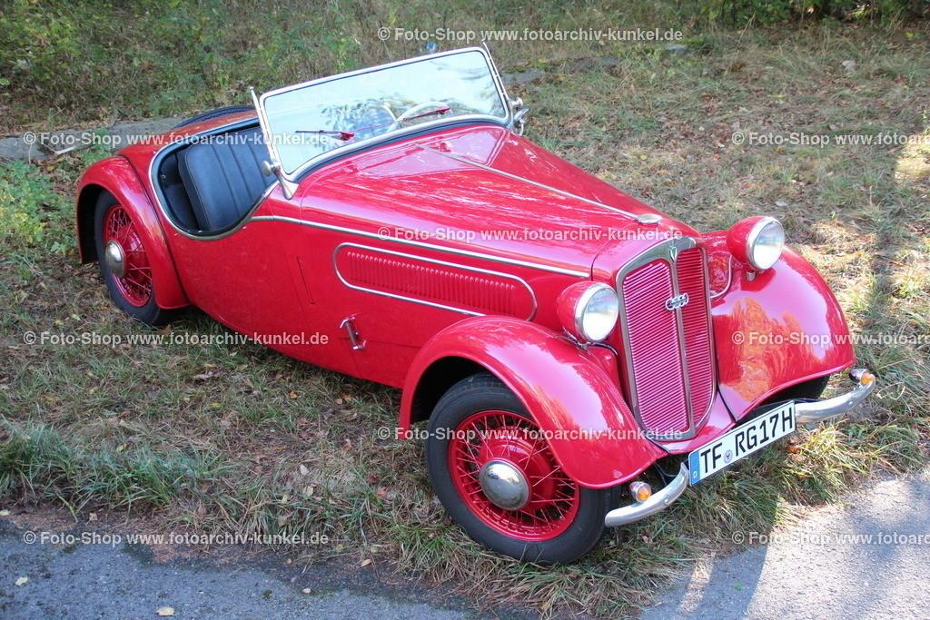 DKW F 5 k Front-Luxus Sport Roadster 2 Türen, 1936-37 | DKW F 5 k Front-Luxus Sport Roadster 2 Türen, Farbe: Rot, Bauzeit 1936-1937, DKW-Frontwagen, 2-Zylinder-Zweitakt-Motor, 692 cm³, Leistung 20 PS, Vmax 90 km/h, Hersteller: Auto Union im Audi-Werk Zwickau, Deutschland, Deutsches Reich