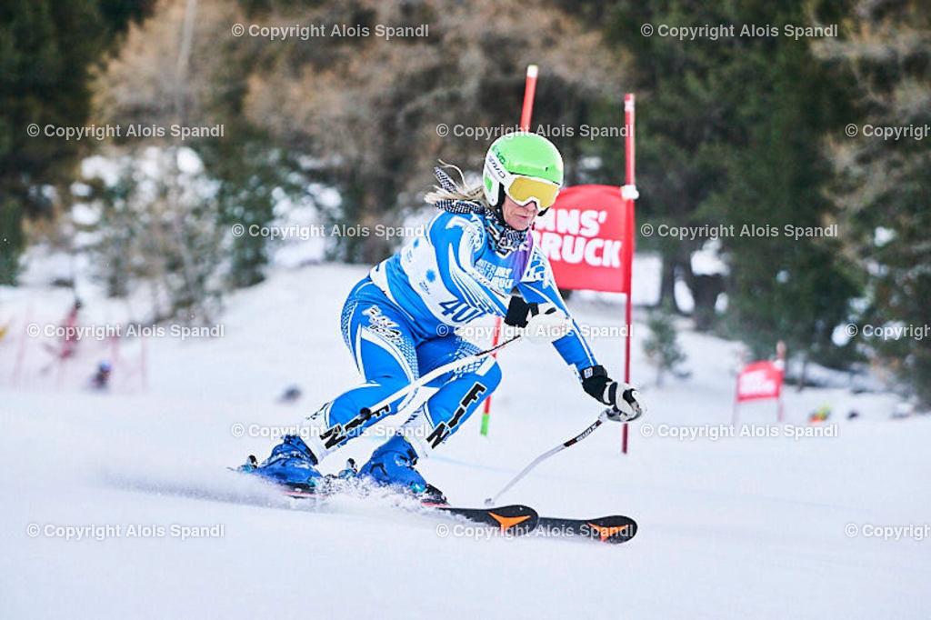 ALS5713_WWMG_GS-II_C | (C) FotoLois.com, Alois Spandl, WinterWorldMastersGames 2020 Innsbruck, Giant Slalom-II Gruppe C Damen, Patscherkofel Olympiaabfahrt, Mi 15. Jänner 2020.