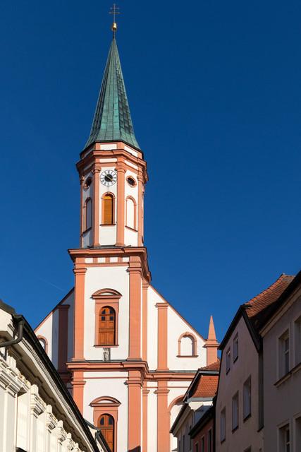 Karmelitenkirche Straubing