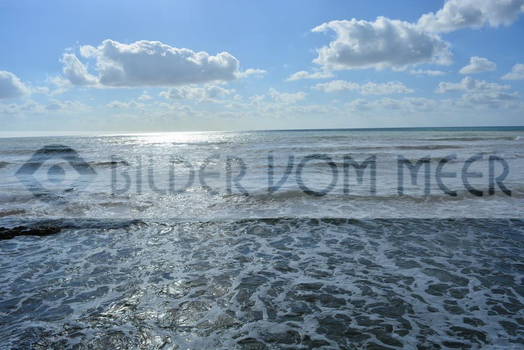 Bilder vom Meer als Wandbild | Wandbild vom Mar Menor in Spanien