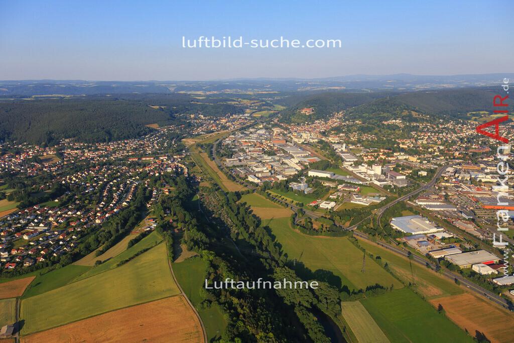 burghaig-kulmbach-2015-1468 | Luftbild von Burghaig Kulmbach - Luftaufnahme wurde 2015 von https://frankenair.de mittels Flugzeug (keine Drohne) erstellt - die Geschenkidee