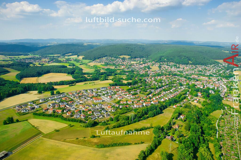 petzmannsberg--2008-06 | Luftbild von Petzmannsberg Kulmbach - Luftaufnahme wurde 2008 von https://frankenair.de mittels Flugzeug (keine Drohne) erstellt - die Geschenkidee